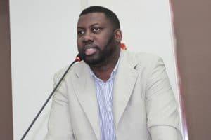os 35 jovens mais influentes da política angolana - Walter Ferreira - Os 35 jovens mais influentes da política angolana
