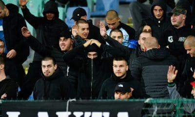- adeptos da Bulg  ria 400x240 - Adeptos búlgaros são detidos por insultos racistas