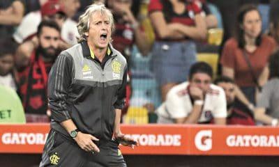 jorge jesus é o treinador mais bem pago no brasil - JORGE JESUS 400x240 - Jorge Jesus é o treinador mais bem pago no Brasil