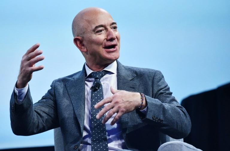 fortuna de bilionários parou de crescer em 2018, diz estudo - Jeff Bezos o homem mais rico do mundo - Fortuna de bilionários parou de crescer em 2018, diz estudo