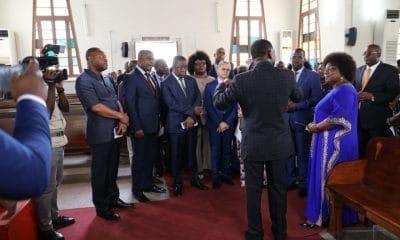 - Metodista 14 - Vice-Presidente do MPLA visita Igreja Metodista