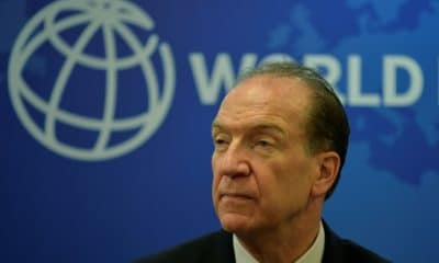 - Presidente do Banco Mundial David Malpass 400x240 - Banco Mundial pede à China reformas econômicas