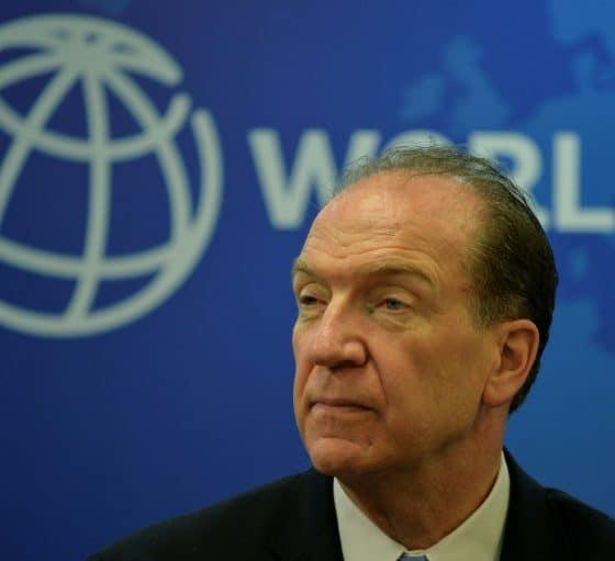 - Presidente do Banco Mundial David Malpass 560x511 - Banco Mundial pede à China reformas econômicas