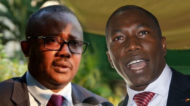 - SISSOCA E DSP - Domingos Simões Pereira e Umaro Sissoco Embaló disputam a segunda volta das eleições presidenciais da Guiné-Bissau