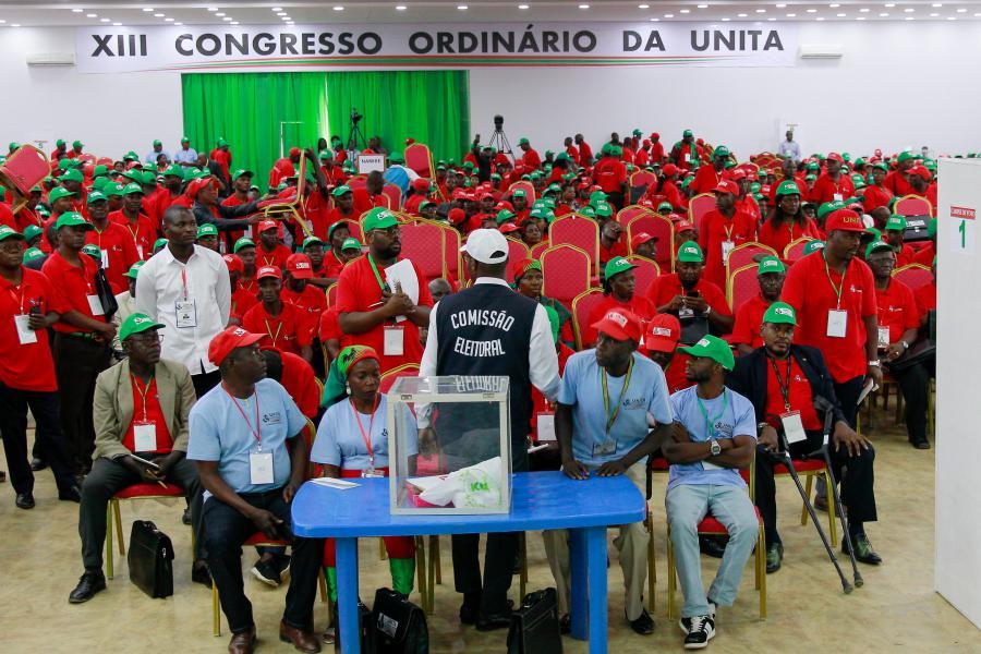 congresso da unita custou mais de 600 milhões kwanzas - UNITA Congresso - Congresso da UNITA custou mais de 600 milhões kwanzas