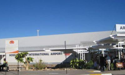 - 07 40 12 Hosea Kutako International Airport duty free 400x240 - Três angolanas detidas no aeroporto da Namíbia com mais de 135 mil euros