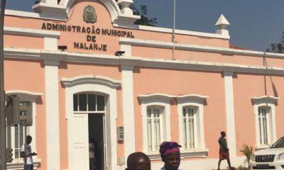 Administração Municipal de Malanje